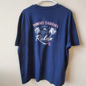 Tommy Bahama Short Sleeve Mens T-Shirt  Size Large